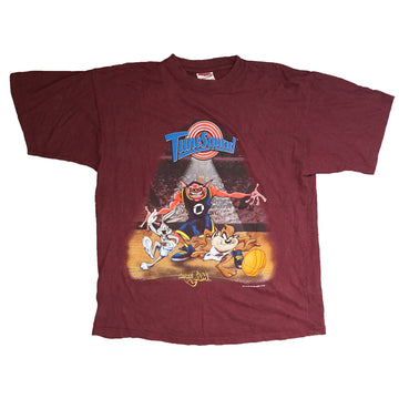 Vintage 1996 Space Jam 'Tune Squad' T-Shirt