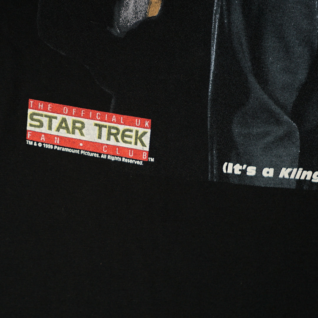 Vintage 1999 Star Trek ''It's a Klingon Thing' T-Shirt