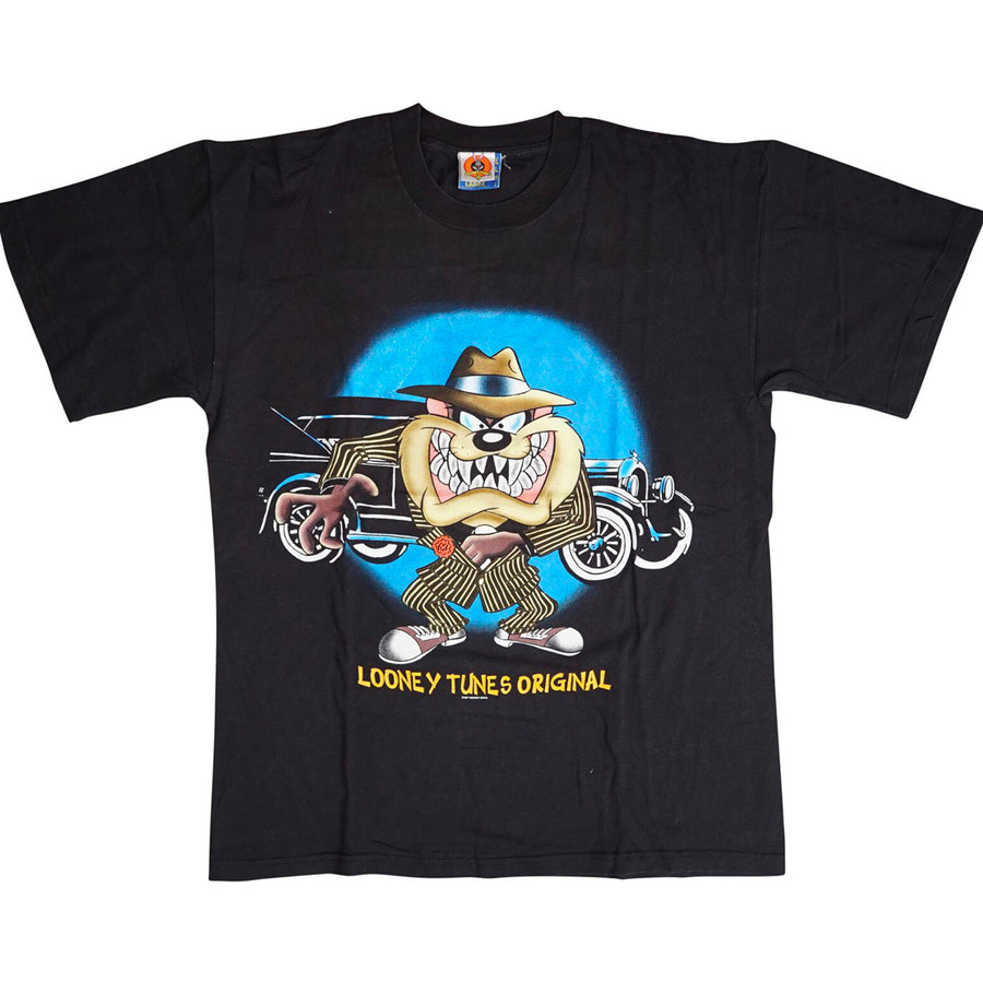 Vintage 1997 Looney Tunes 'Gangster Taz' T-Shirt