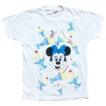 Vintage Disney Minnie Mouse 'Ice Cream' T-Shirt