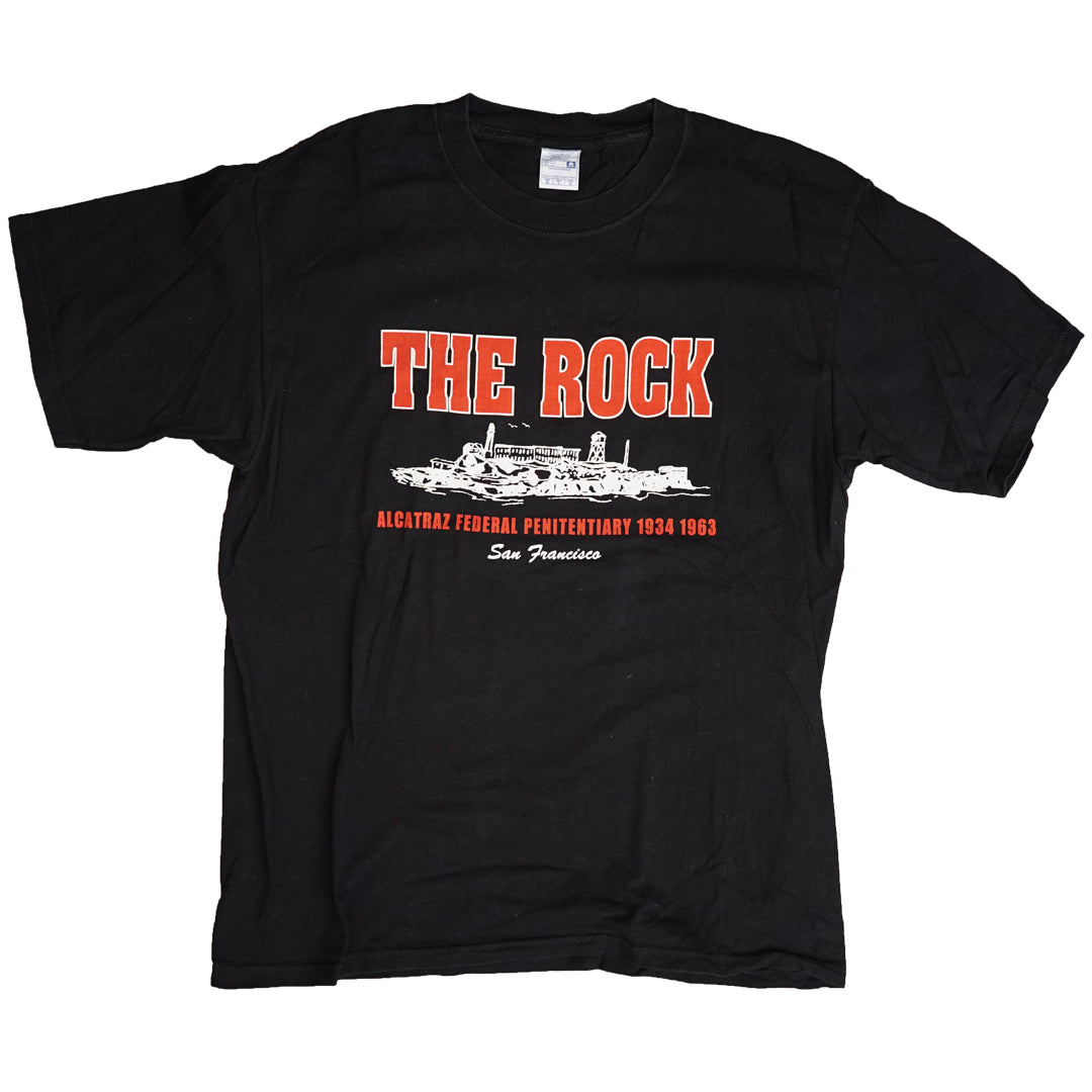 Vintage 90s Alcatraz 'The Rock' T-Shirt