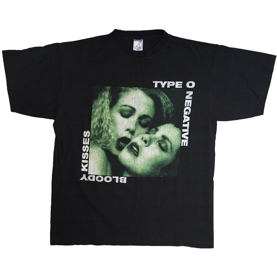 Vintage 2007 Type O Negative 'Bloody Kisses' T-Shirt