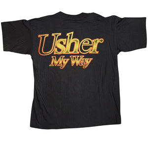 Vintage 90s Usher 'My Way' T-Shirt
