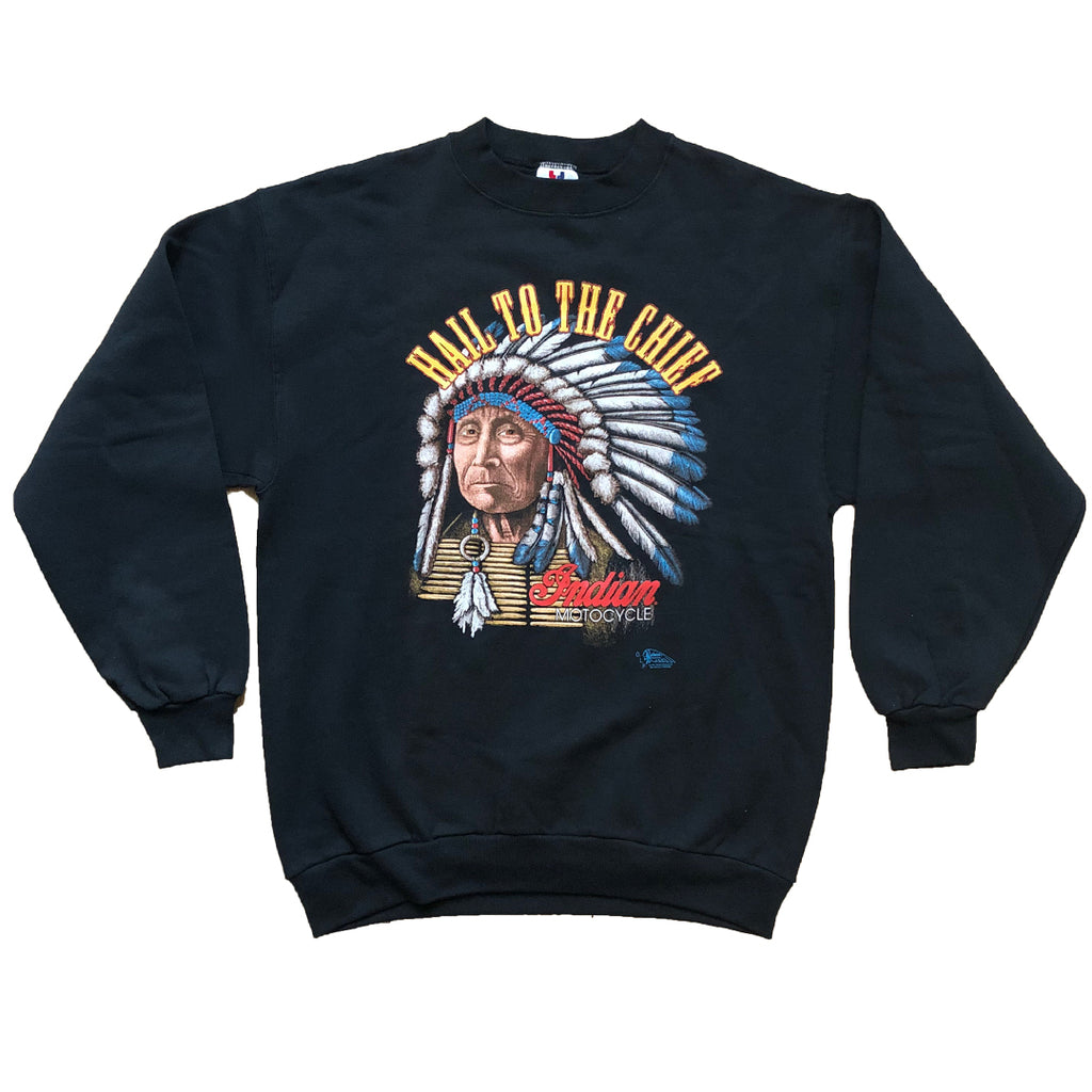 Vintage 1991 'Hail To The Chief' Sweater