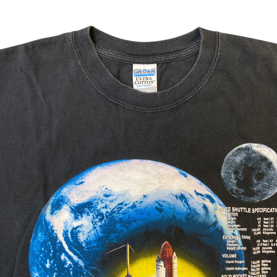 Vintae 2000s Kennedy Space Center T-Shirt