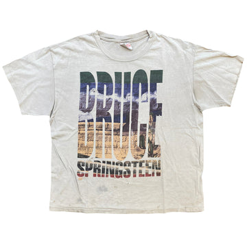 Vintage 1992-1993 Bruce Springsteen World Tour T-Shirt