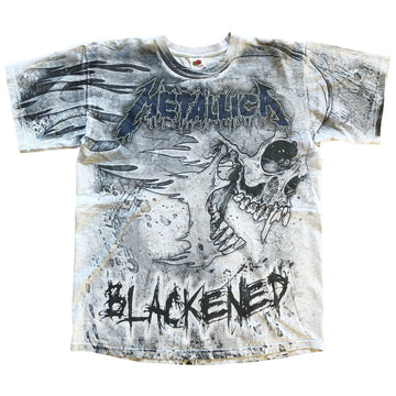 Vintage 2000s Metallica 'Blackened' T-Shirt