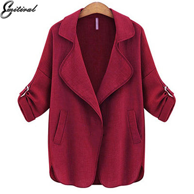 Women Kimono Cardigan Thin Cotton jacket