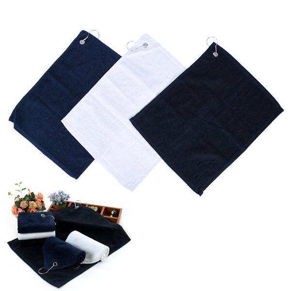 Soft Cotton Golf Towels Comfortable Hand Towel