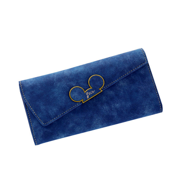 Women Wallet Ladies Mickey Purse