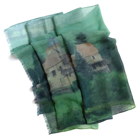 French Countryside Scarf