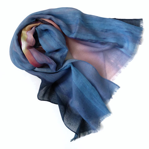 Oregon Coast at Sunset Scarf