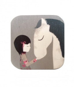 The Girl with the Horse