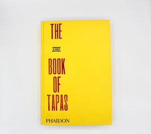 The Book Of Tapas Cookbook