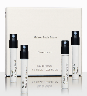 Maison Louis Marie Eau de Parfum sample set
