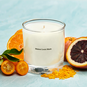 Neige de Printemps Candle