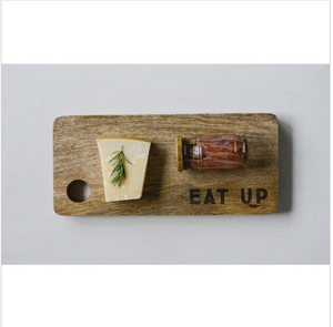 Eat Up Cutting Board