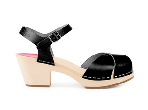 Mirja Clog in Black