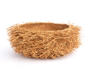 Vetiver Nest Basket Small