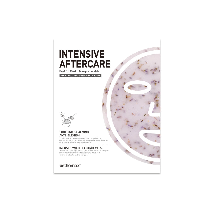 INTENSIVE AFTERCARE HYDROJELLY MASK