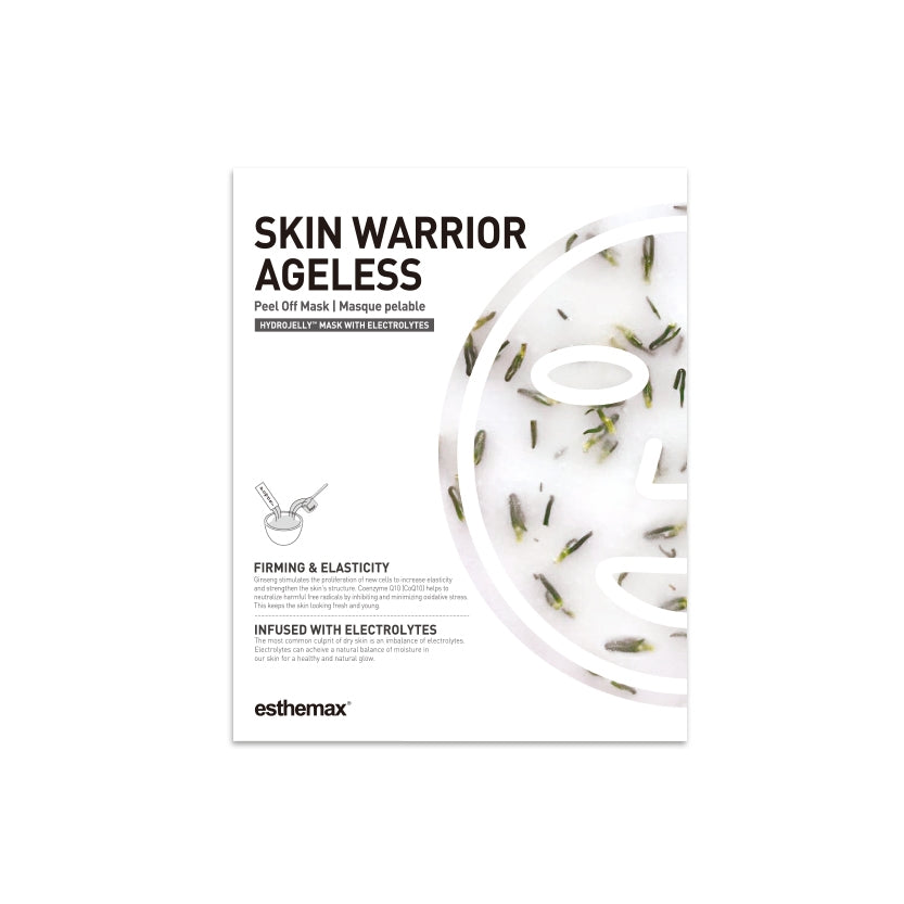 SKIN WARRIOR HYDROJELLY MASK