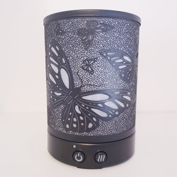 Butterfly Jumbo Black Ultrasonic Diffuser