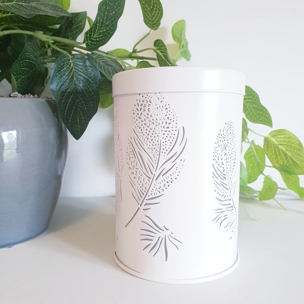 Feather White Electric Warmer + BONUS