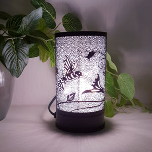 Hummingbird Black Touch Electric Warmer + BONUS