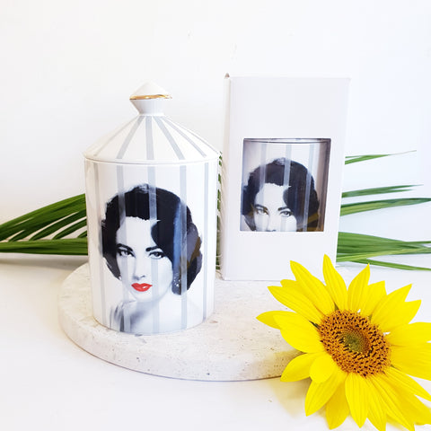 Elizabeth Taylor - Luxe Canister Soy Candle