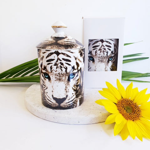 Tiger - Luxe Canister Soy Candle