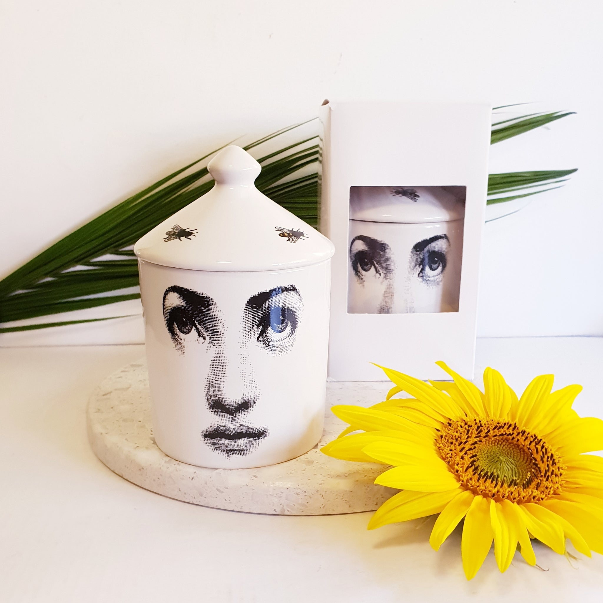 Face - Luxe Canister Soy Candle