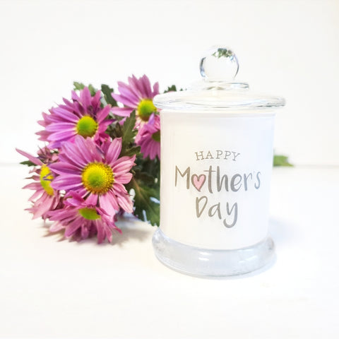 Happy Mother's Day - Small Soy Candle