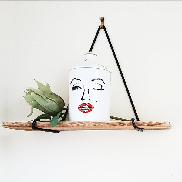 Marilyn Monroe - Luxe Canister Soy Candle