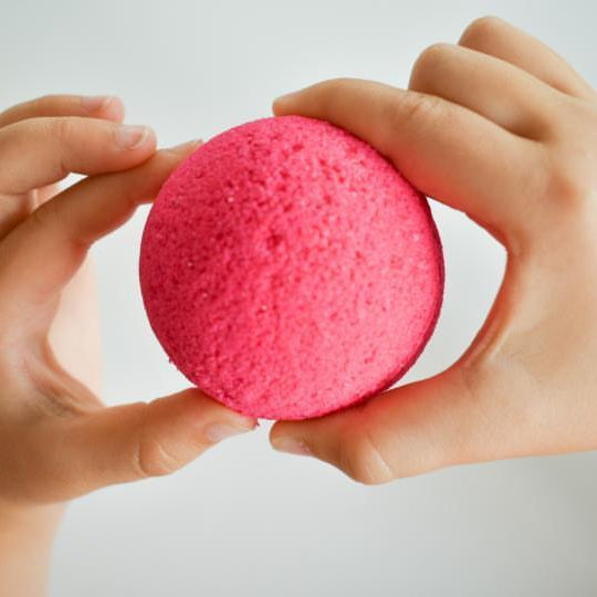 Coloured Bath Bomb - single