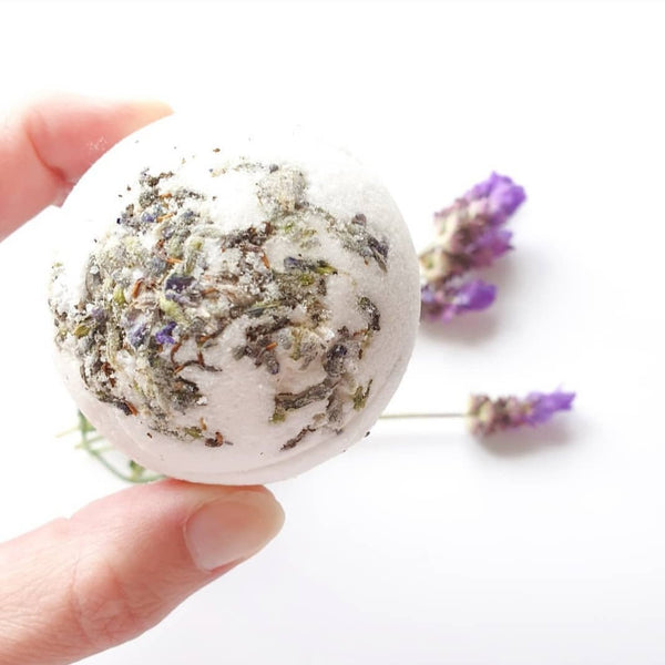 Essential Oil Bath Bombs - 3 pack