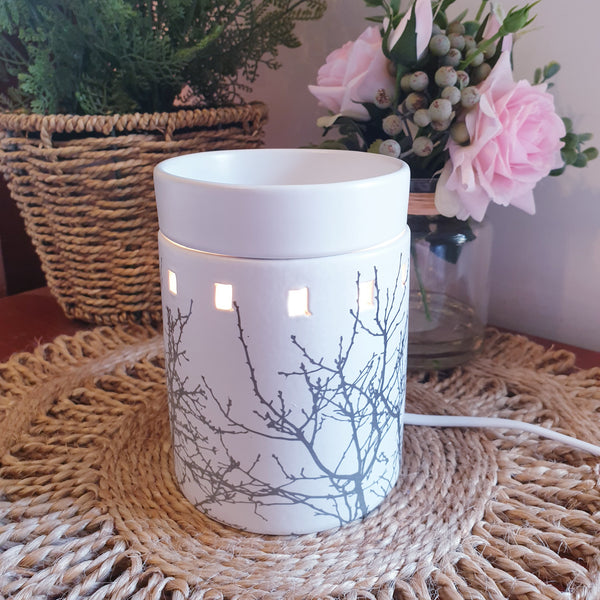 Ceramic Tree Electric Warmer