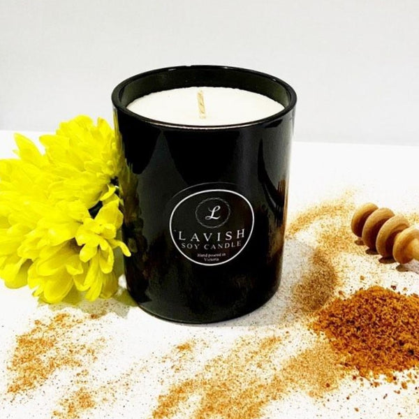 Medium Oxford Soy Candle