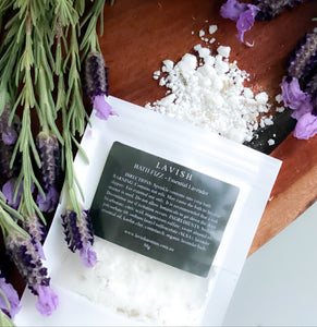 Mindful Muscles Bath Soak with Magnesium and Lavender - 50g