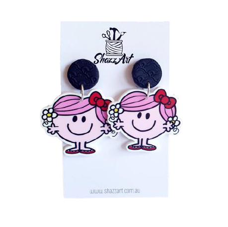 Little Miss Earrings