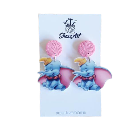 Dumbo Earrings