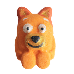 Red Dog Bath Bomb