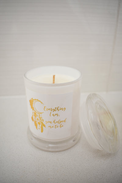 Teacher's Gift Medium Soy Candle