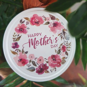 Mother's Day Travel Tin Soy Candle