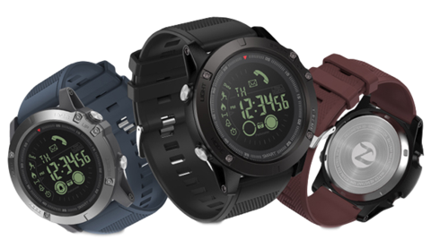 SMART MILITARY WATCH TAC 25 - Coach K Mart