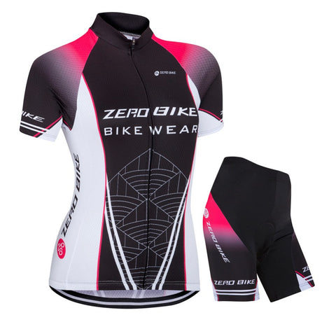 ZEROBIKE High Quality Women Cycling Set - Coach K Mart
