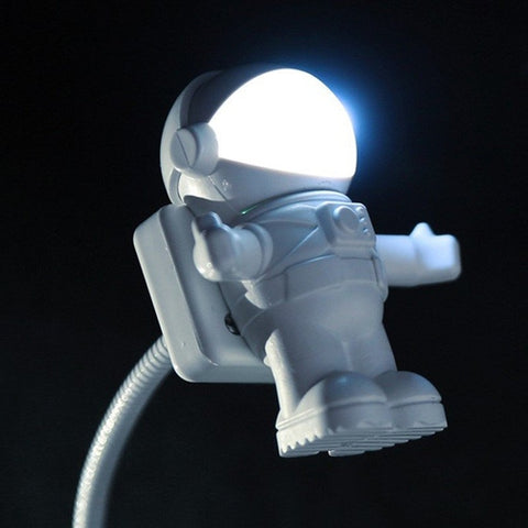 Spaceman LED light - Coach K Mart