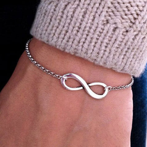 Vintage Infinity 8 Bracelet For Women - Coach K Mart