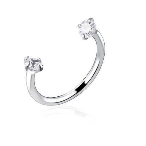 Helix Captive Hoop Ring Piercing Nose Ring - Coach K Mart