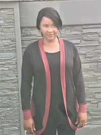 Bamboo Cardigan (*Pre-sale, ships in 3-5weeks*)