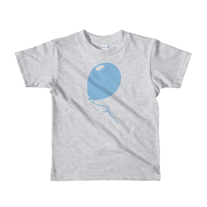Blue Balloon Kids T-shirt